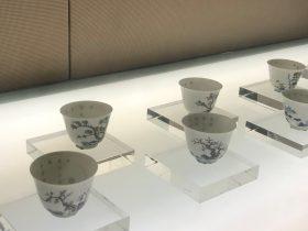 青花五彩十二月花花卉杯-清・康熙-陶瓷館-陶磁館-四川博物院-成都
