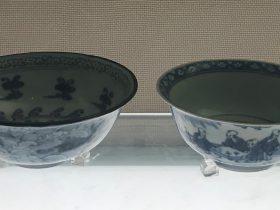 青花碗-明代嘉靖万历-陶瓷館-陶磁館-四川博物院-成都