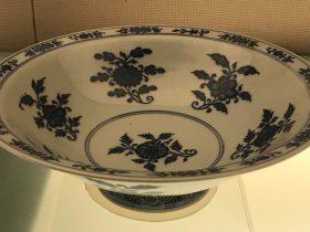 青花折枝花卉紋碗-清代・乾隆-陶瓷館-陶磁館-四川博物院-成都