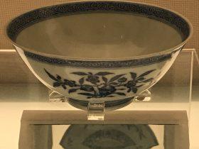 青花三多紋碗-清代・乾隆-陶瓷館-陶磁館-四川博物院-成都