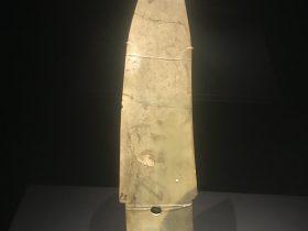 玉戈-二号祭祀坑-総合館-三星堆博物館-広漢市-徳陽市-四川省