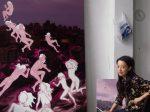 芸術家:【郭燕アトリエinバンクーバー】第八回オンライン展示【jin11バーチャルギャラリー】2020年4月