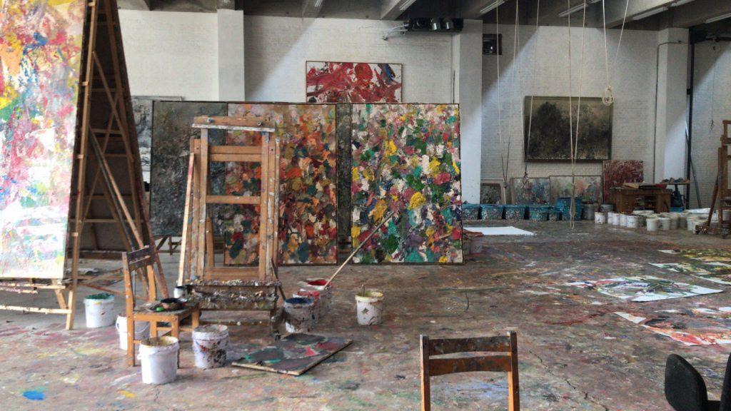 画家:【王易罡アトリエ】第十一回オンライン展示【jin11バーチャルギャラリー】2020年4月