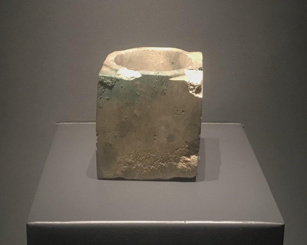 玉琮-一号祭祀坑-総合館-三星堆博物館-広漢市-徳陽市-四川省