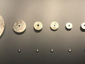 石璧-総合館-三星堆博物館-広漢市-徳陽市-四川省
