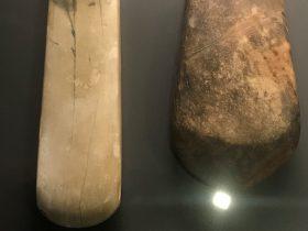 玉斧-一号祭祀坑-総合館-三星堆博物館-広漢市-徳陽市-四川省