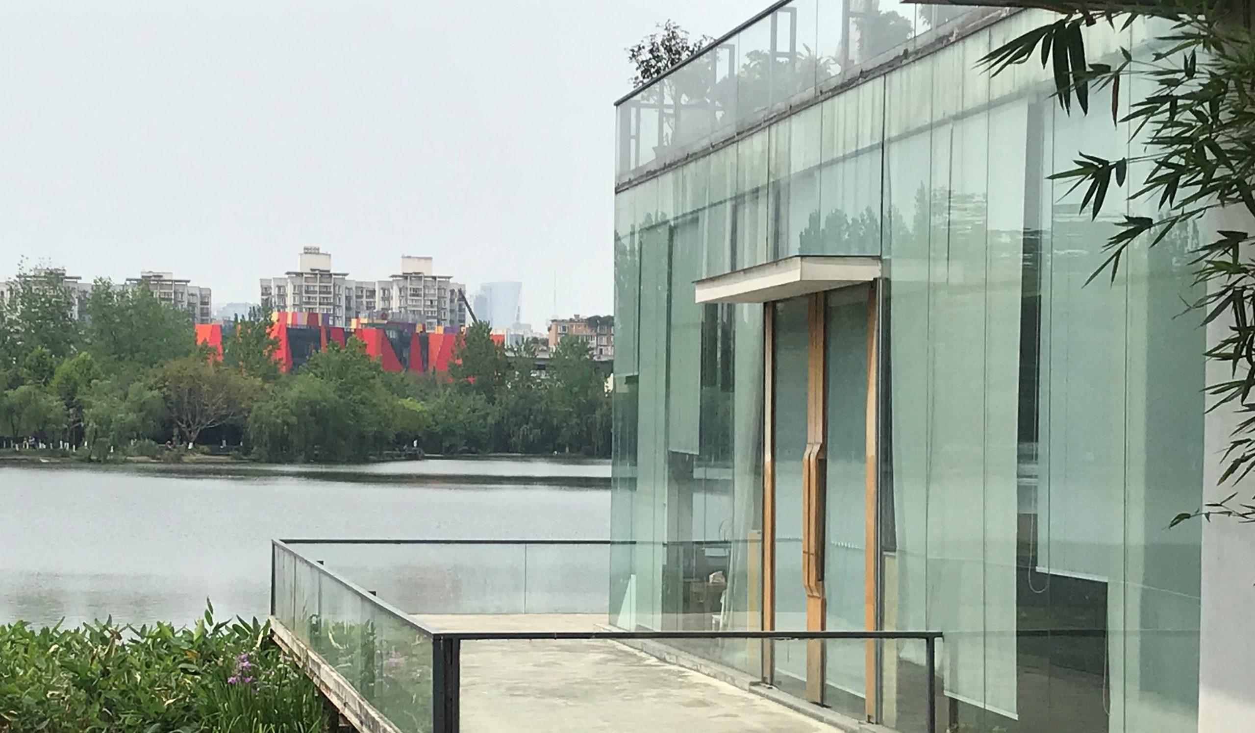 成都国際芸術センター-東湖公園-錦江区-成都-四川