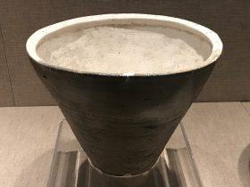 陶簋形器-先秦時代-常設展F2-成都博物館