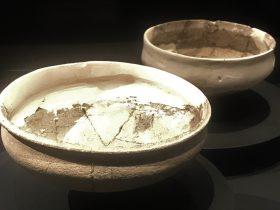 陶尖底罐-総合館-三星堆博物館-広漢市-徳陽市-四川省