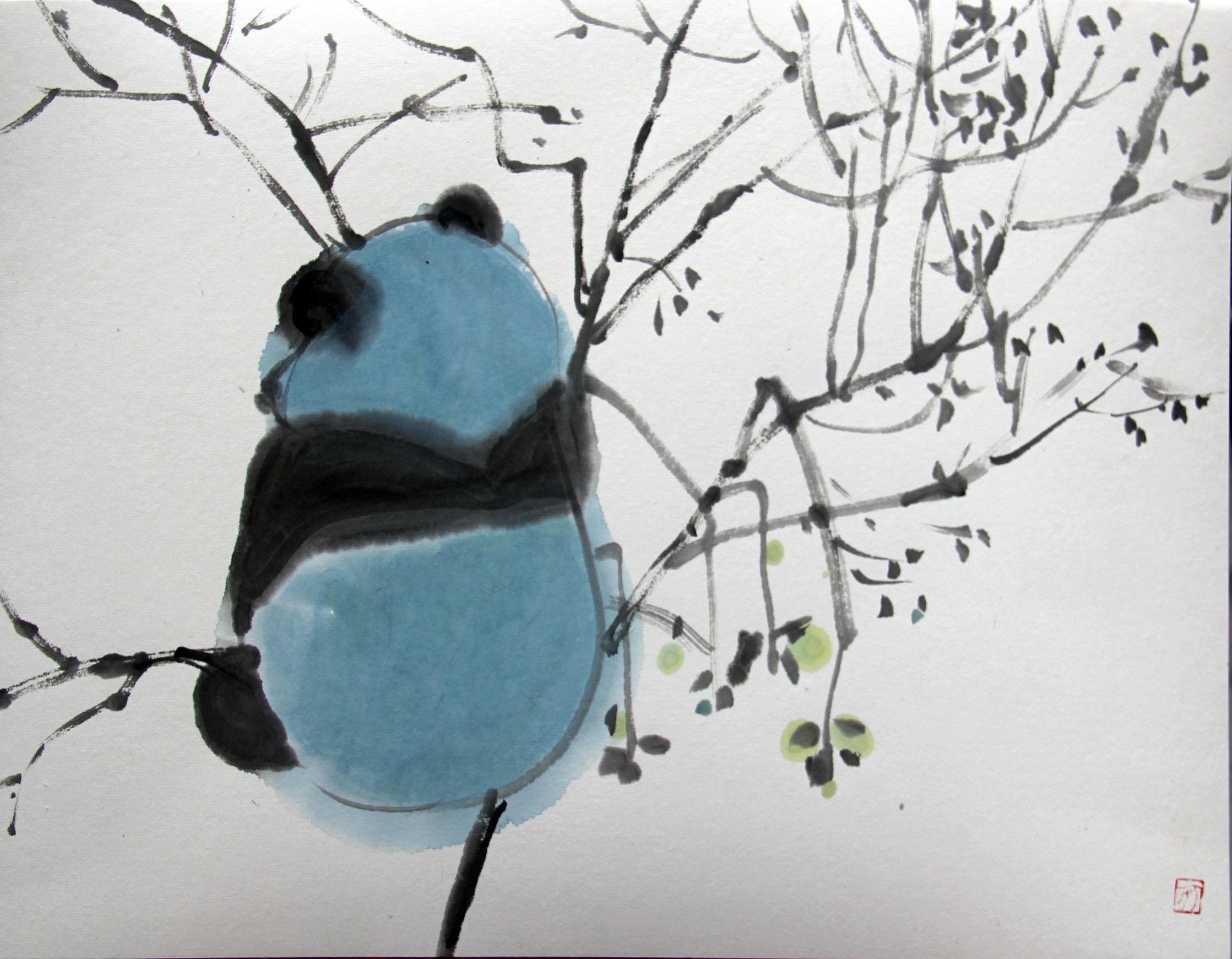 【パタンシリーズ】オンライン展示【jin11バーチャルギャラリー】-画家:何紅英