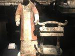 彩絵陶撃方響俑-隋唐五代宋元時代-常設展F3-成都博物館