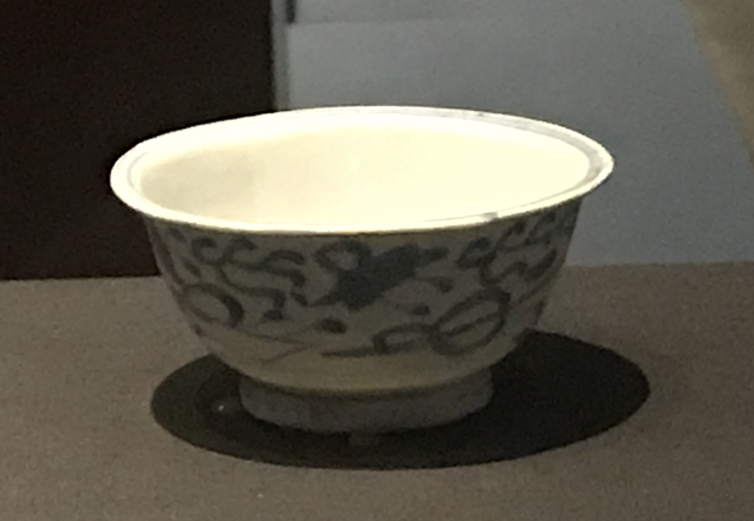 青花雑宝紋磁碗-明清時代-常設展F3-成都博物館