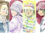 【天使の詩】シリーズ-画家:大久保 義男-第十七回オンライン展示【jin11バーチャルギャラリー】2020年5月
