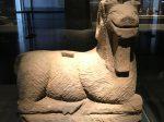 石羊-两漢魏晋南北朝-常設展F2-成都博物館