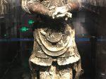 彩絵陶武士俑-隋唐五代宋元時代-常設展F3-成都博物館
