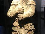 彩釉陶将軍俑3-两漢魏晋南北朝-常設展F2-成都博物館