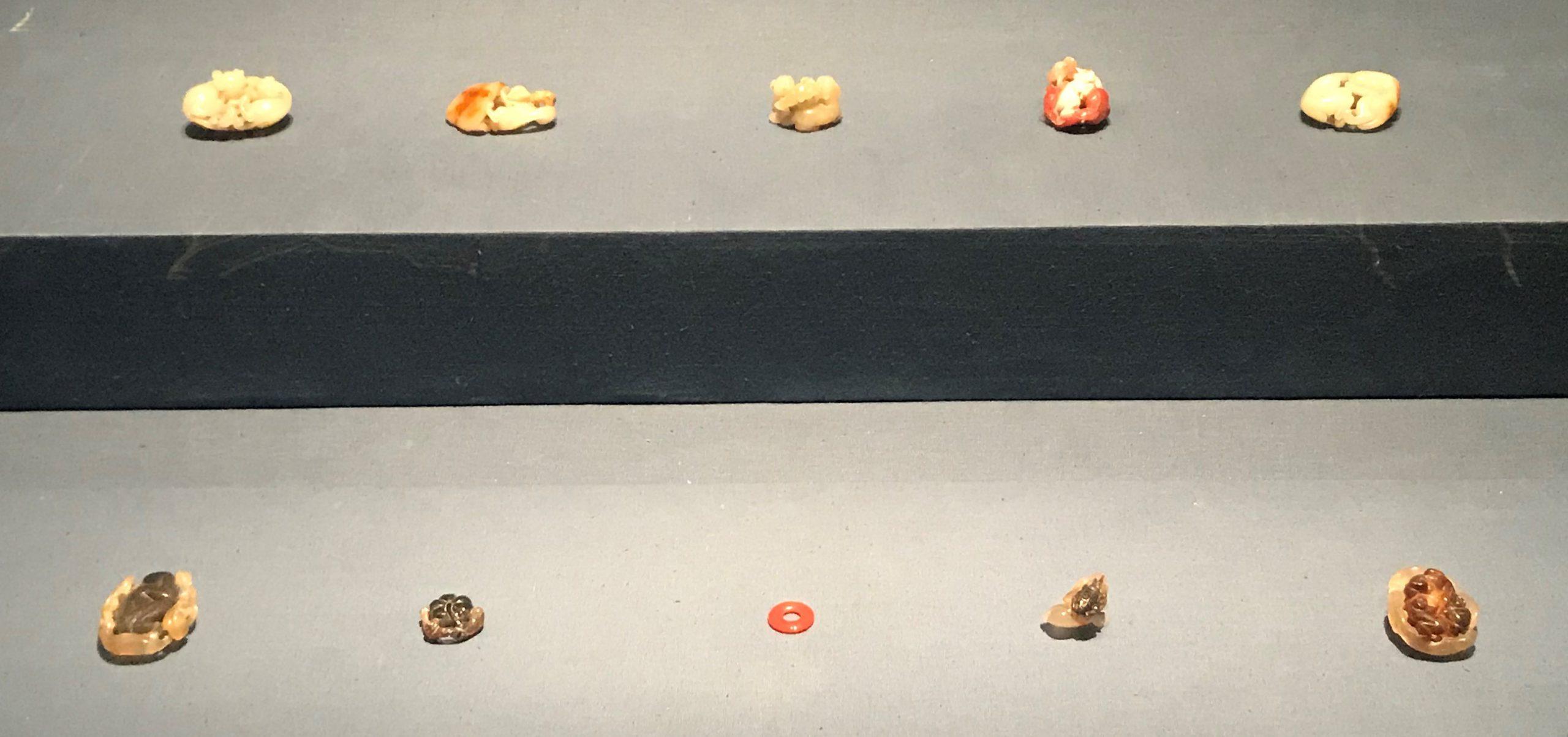 玉飾品-明清時代-常設展F3-成都博物館