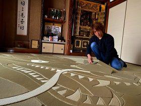 【Dragon Tatami】芸術家:山田憲司-第十五回オンライン展示【jin11バーチャルギャラリー】2020年5月