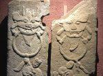 鋪首石墓門-東漢-四川漢代陶石芸術館-四川博物院-成都