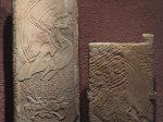 朱雀・鋪首石墓門5-東漢-四川漢代陶石芸術館-四川博物院-成都