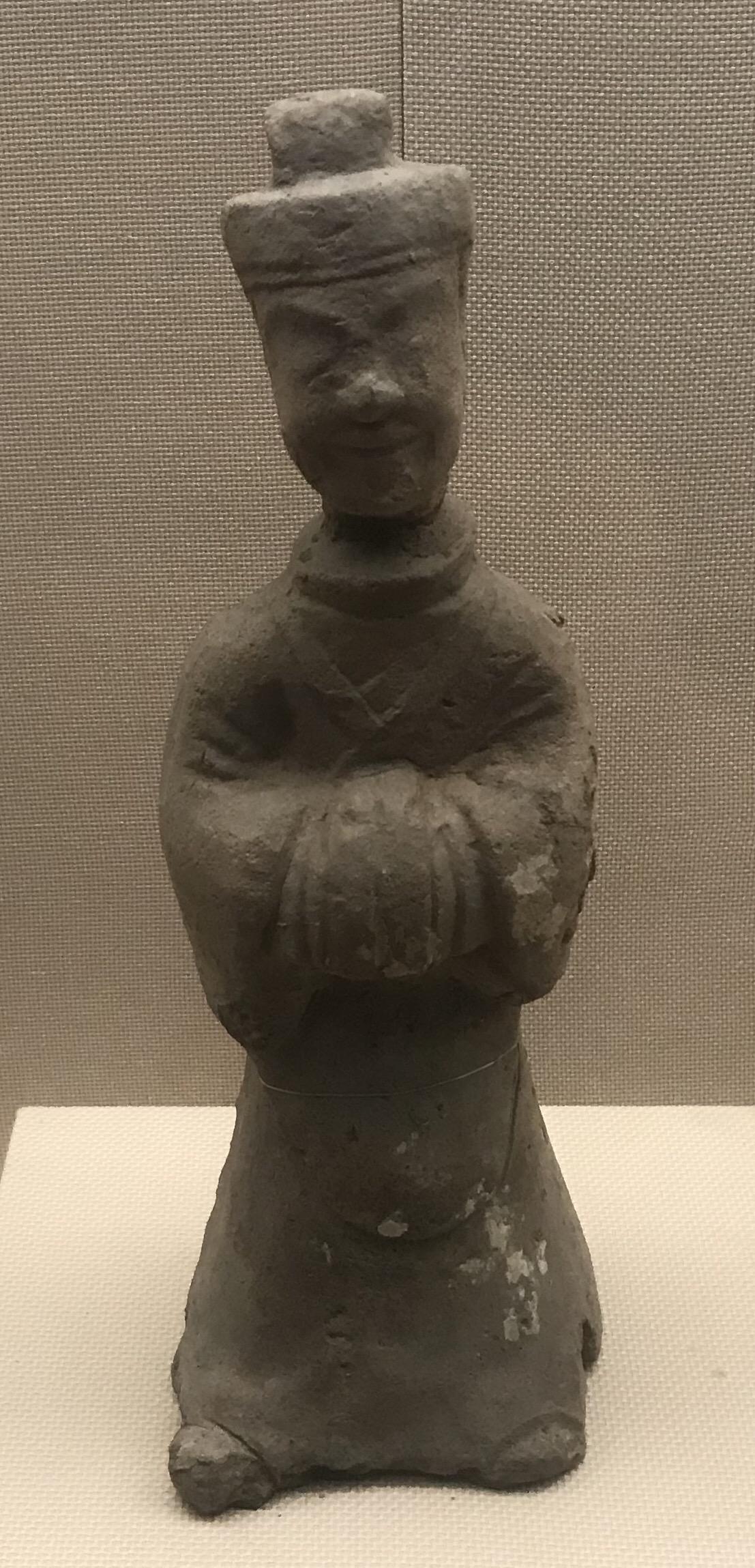 陶俑-東漢- 新津県出土-四川漢代陶石芸術館-四川博物院-成都