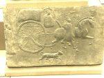 輜車画像レンガ-東漢- 彭州市太平出土-四川漢代陶石芸術館-四川博物院-成都