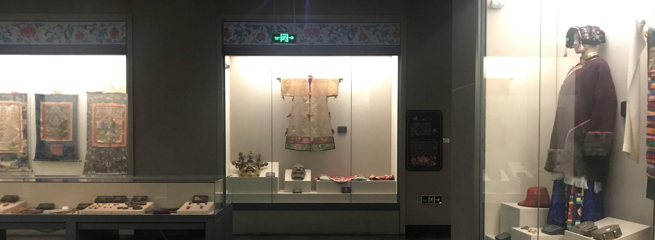 四川民族文物館-四川博物館-成都