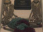 腰帯銀飾り-チベット族アクセサリー-四川民族文物館-四川博物館-成都