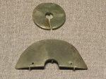 碧玉玦-玉璜-新石器時代-工藝美術館館-四川博物館-成都