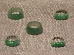 翡翠指輪-清時代-工藝美術館館-四川博物館-成都