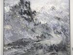 出展画家:封明清-【2020域上和美-夏の芸術招待展】-シーシュポスの岩-成都