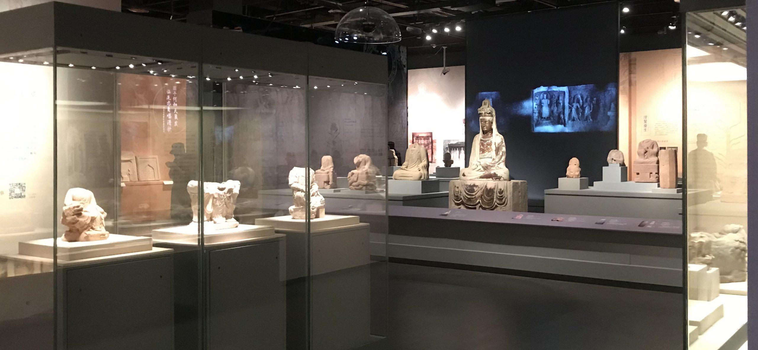特別展【天下の大足-大足石刻の発見と継承】-金沙遺跡博物館-成都