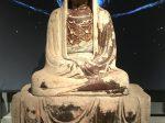 観音像-南宋-天下の大足-大足石刻の発見と継承-金沙遺跡博物館-成都
