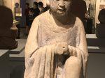 信徒像-南宋-天下の大足-大足石刻の発見と継承-金沙遺跡博物館-成都