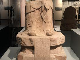 迦葉尊者残像-北宋-天下の大足-大足石刻の発見と継承-金沙遺跡博物館-成都