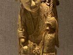 象牙彫人像-清代-工藝美術館-四川博物館-成都