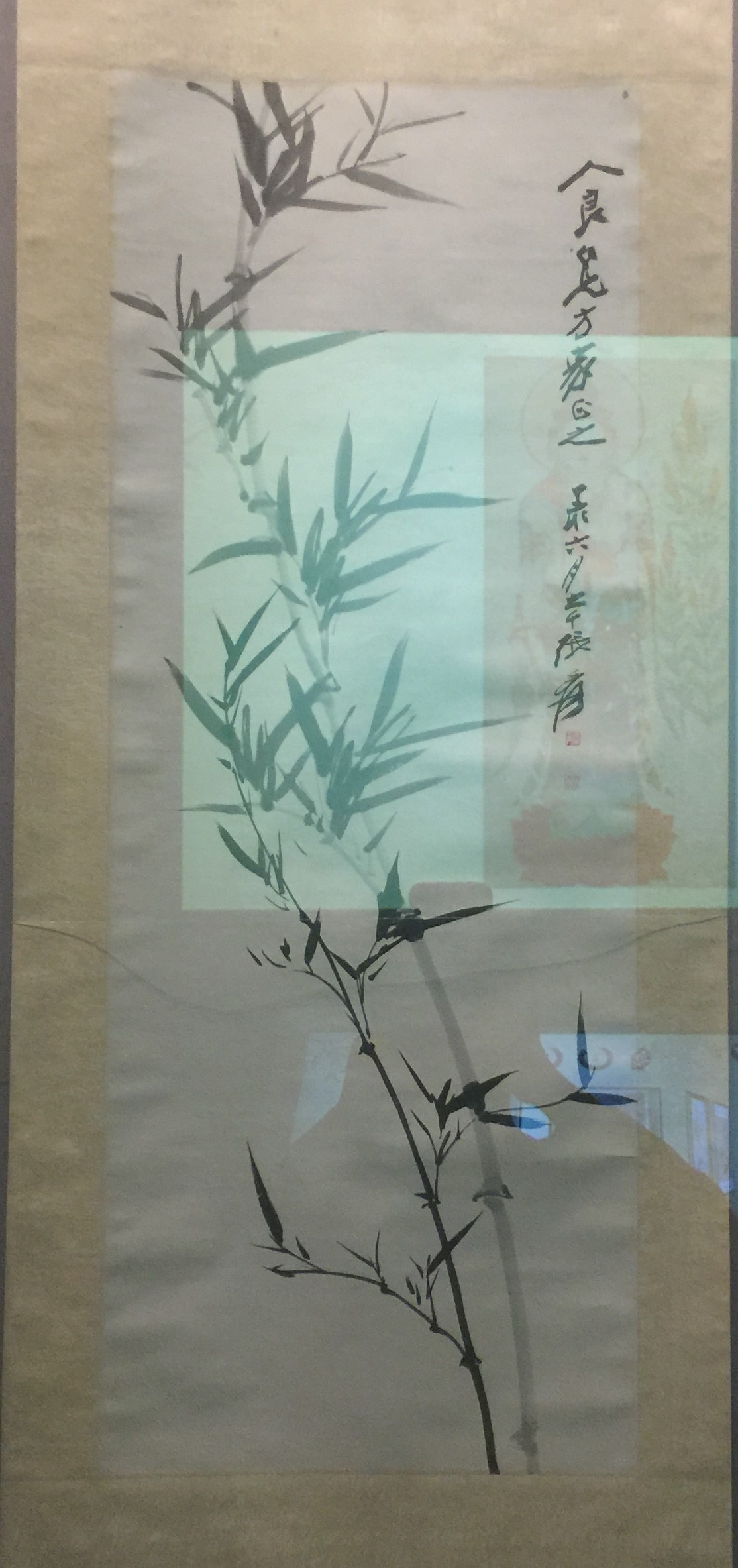 墨竹-張大千芸術館-四川博物院-成都