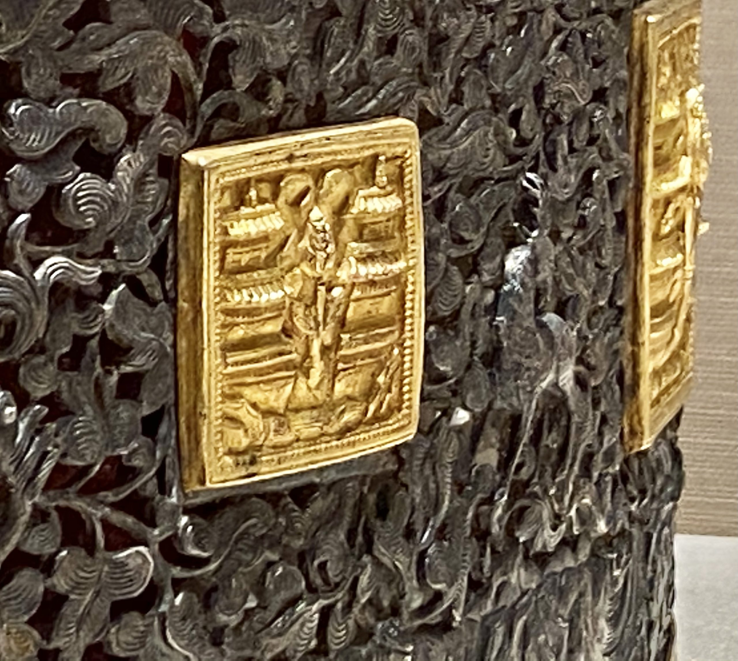 銀質鏨八宝壇城-清時代-巡回特別展【天路長歌-唐蕃古道】-四川博物館
