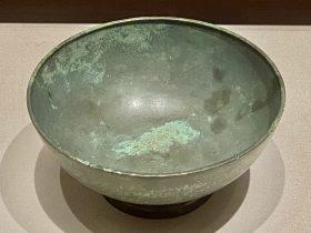 銅碗-唐時代-巡回特別展【天歌長歌-唐蕃古道】-四川博物館