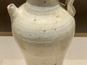 白執壺-唐時代-巡回特別展【天歌長歌-唐蕃古道】-四川博物館