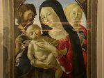 マドンナとチャイルド、バプテストの聖ヨハネとマグダレンの聖マリア-ノサデラ-ナロシオ·ディ·バトロメ·デ·ランディ-イタリア-特別展【光影浮空-欧州絵画500年】-成都博物館