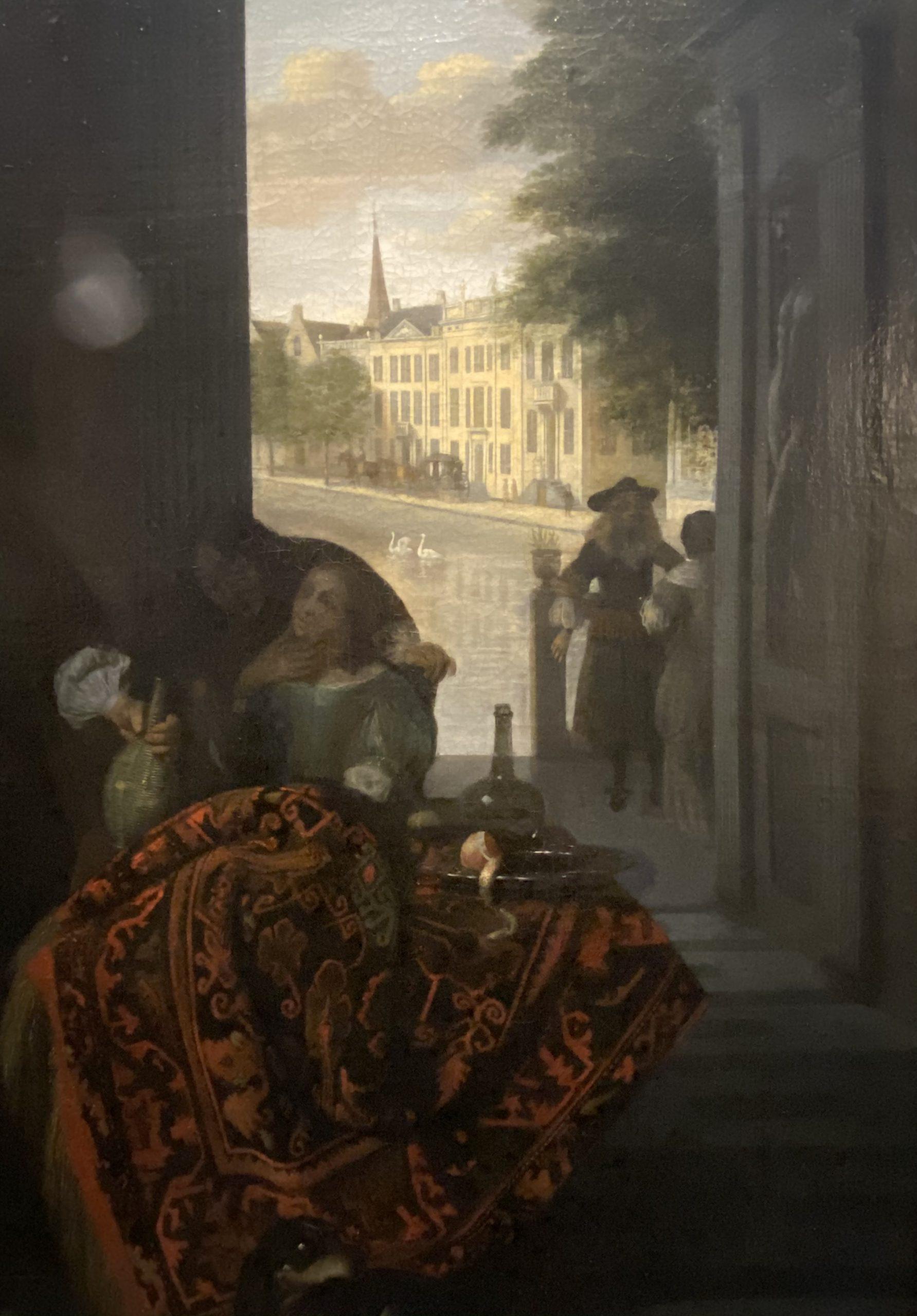 音楽パーティー-ピーテル・デ・ホーホ-オランダ-特別展【光影浮空-欧州絵画500年】-成都博物館