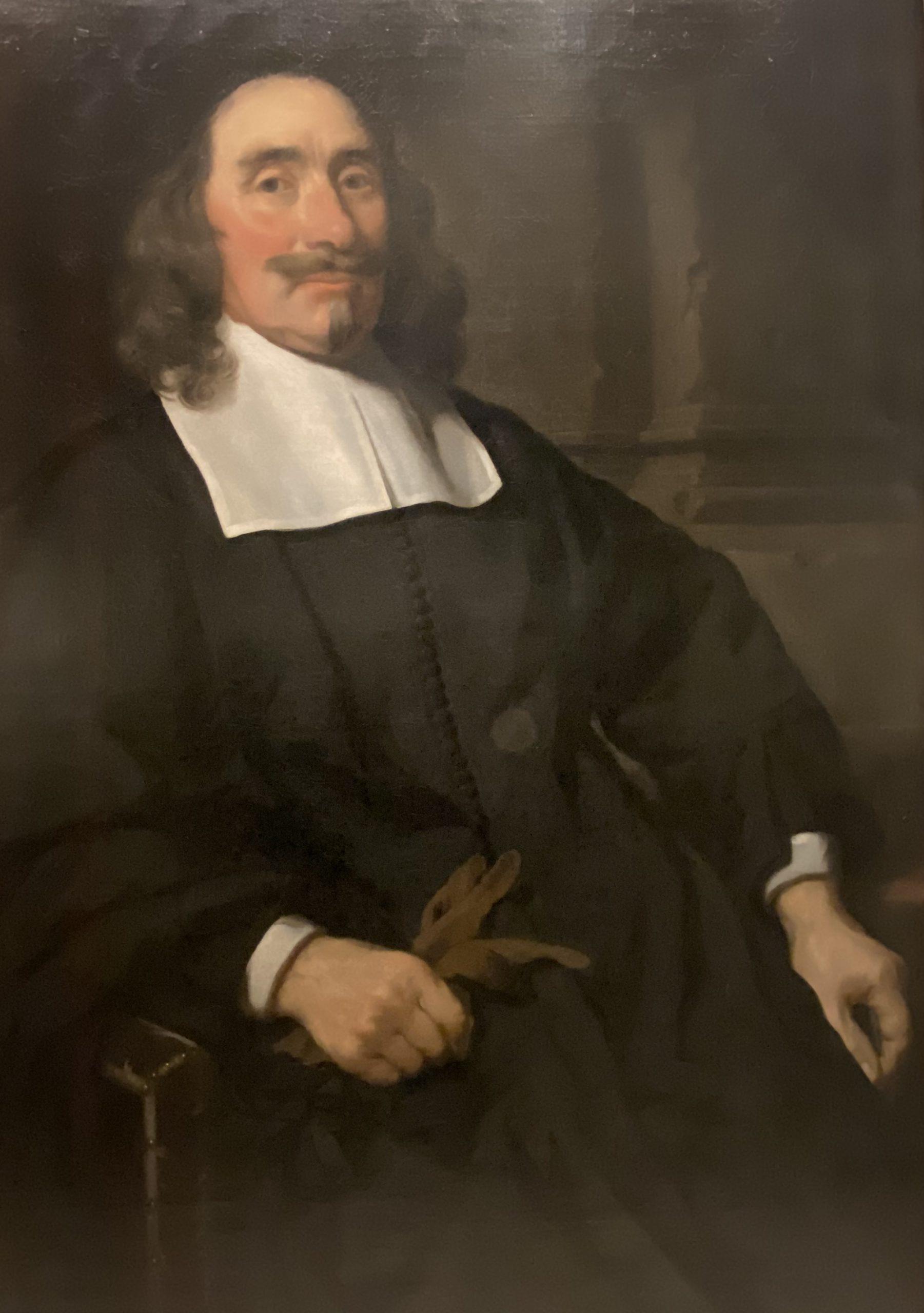 紳士肖像-ニコラース・マース-オランダ-特別展【光影浮空-欧州絵画500年】-成都博物館