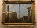 ローマのカプリッチョ:コロッセオとその他の記念碑-ジョバンニパオロパニーニ-イタリア-特別展【光影浮空-欧州絵画500年】-成都博物館