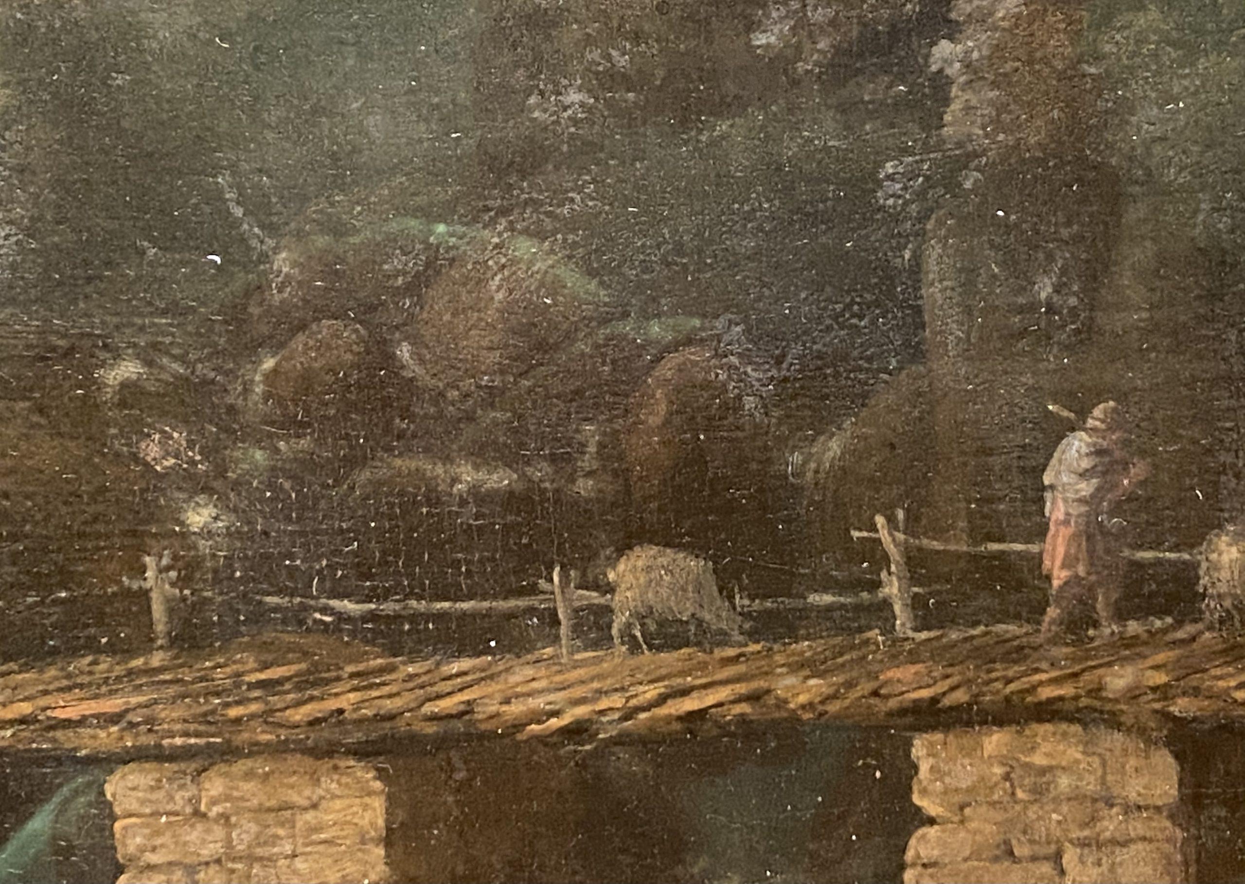 エジプトへ逃げ-クロード・ロレイン-イタリア-特別展【光影浮空-欧州絵画500年】-成都博物館