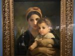 若い女の子と子供-エリザベスジェーンガードナーブーグロー-フランス-特別展【光影浮空-欧州絵画500年】-成都博物館