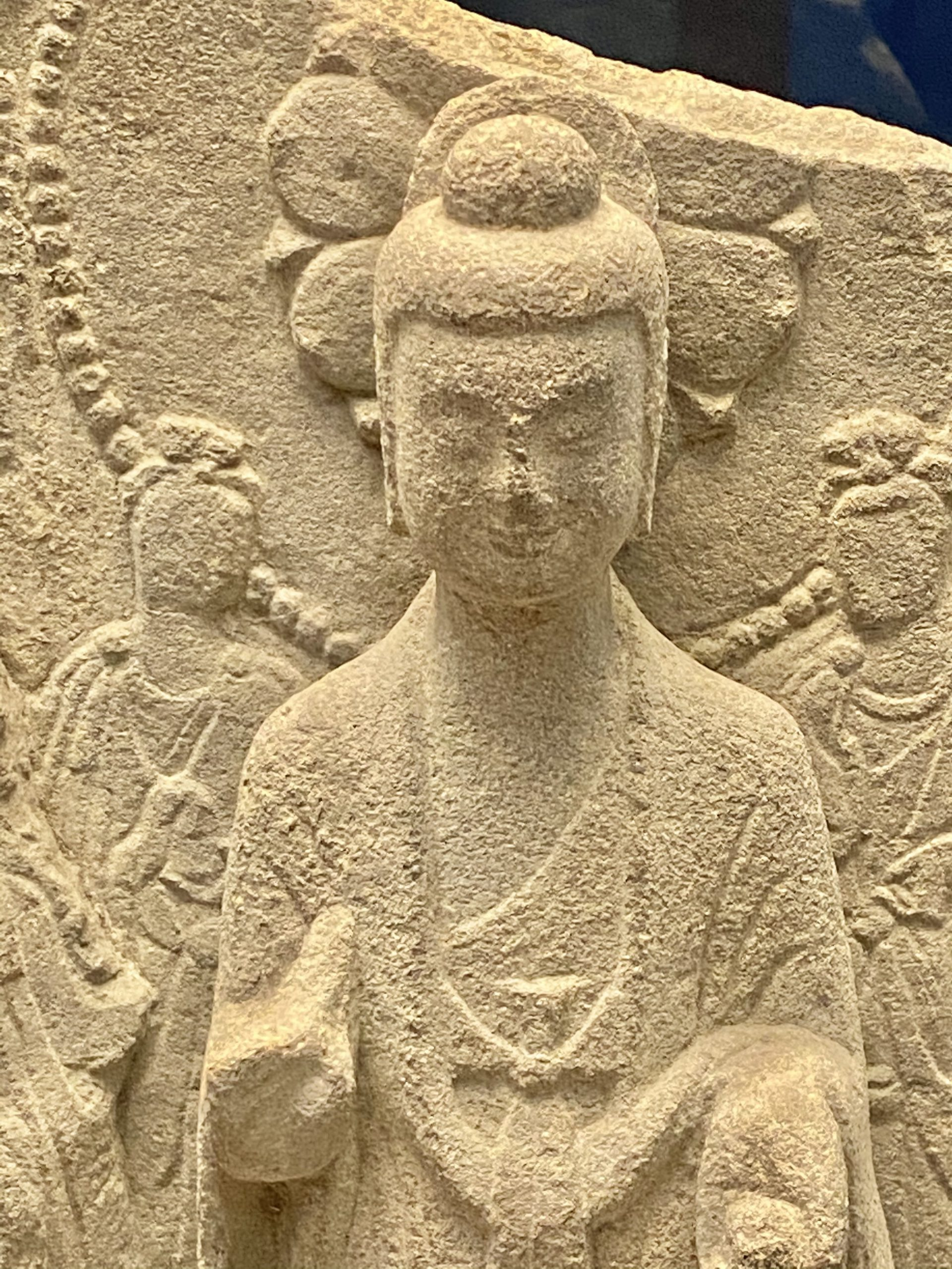 背屛式石造像-南朝-巡回特別展【天歌長歌-唐蕃古道】-四川博物館