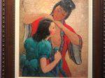 情-特別展【玉汝にする成功—潘玉良の芸術人生】成都博物館・安徽博物院