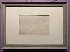 ターバン裸婦-特別展【玉汝にする成功—潘玉良の芸術人生】成都博物館・安徽博物院