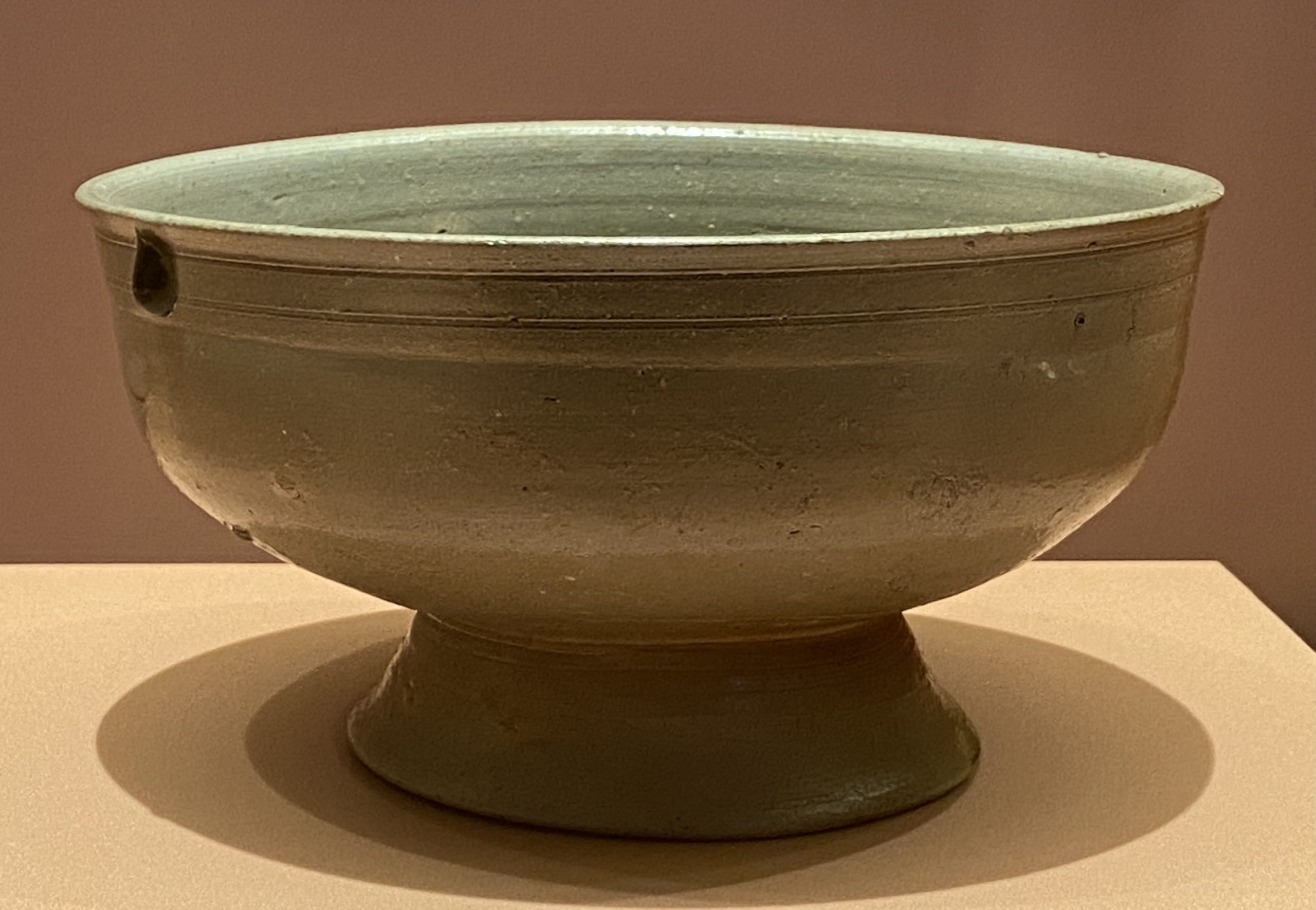 青磁碗-東漢時代-特別展【食味人間】四川博物院・中国国家博物館